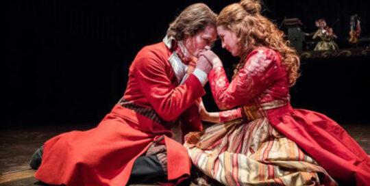 Västanå teater, från föreställning